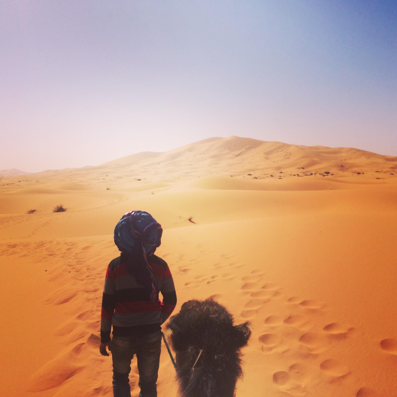 【サハラ砂漠への行き方・楽しみ方】人生1度は砂漠に行こう。体験談